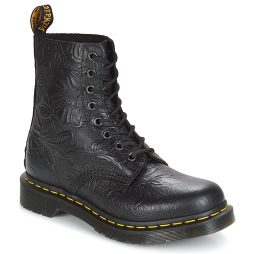 Stivaletti donna Dr Martens  1460 PASCAL FLORAL EMBOSS Dr Martens 190665163865