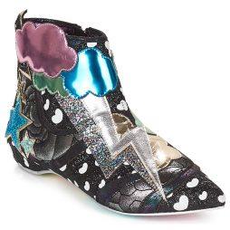 Stivaletti donna Irregular Choice  Electric boots  Nero Irregular Choice 5052224500564