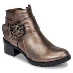 Stivaletti donna LPB Shoes  LAURINE  Argento LPB Shoes 3664308068376