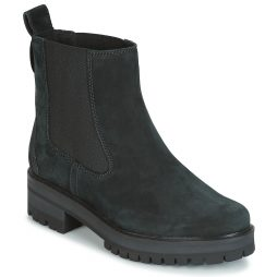 Stivaletti donna Timberland  COURMAYER VALLEY CHELSEA  Nero Timberland 190852857836