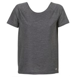 T-shirt donna Under Armour  TB SEAMLESS SPACEDYE SS  Nero Under Armour 191632808741