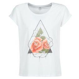T-shirt donna Volcom  RADICAL DAZE T  Bianco Volcom 886608407270