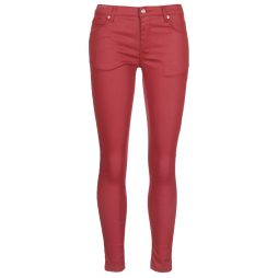 Pantalone donna Moony Mood  ZIANLE  Rosso Moony Mood