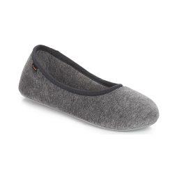 Pantofole donna DIM  D LORIS  Grigio DIM 3480395965653