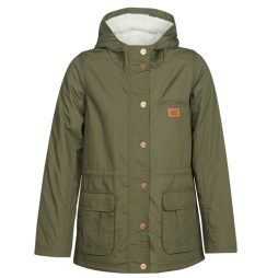 Parka donna Billabong  FACIL ITI  Verde Billabong 3664564142377