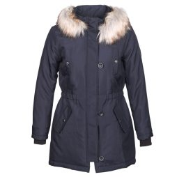 Parka donna Only  ONLIRIS  Blu Only 5713741265250