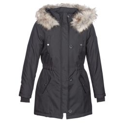 Parka donna Only  ONLIRIS  Nero Only 5713741264970