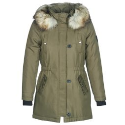 Parka donna Only  ONLIRIS  Verde Only 5713741264369