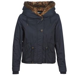 Parka donna Only  ONLLEAH  Blu Only 5713741327064