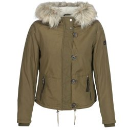 Parka donna Only  ONLPEYTON  Verde Only 5713741319274