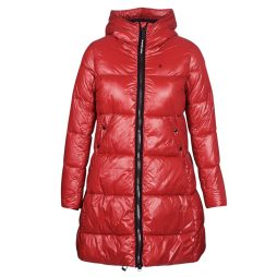 Piumino donna G-Star Raw  WHISTLER HDD QLT A-LINE  Rosso G-Star Raw 8719764427481