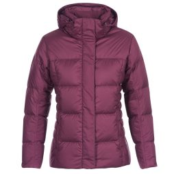 Piumino donna Patagonia  DOWN WITH IT JKT  Rosso Patagonia 191743215384
