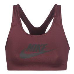 Reggiseno sportivo donna Nike  FUTURA SWOOSH  Rosso Nike 884751062032