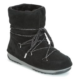 Scarpe da neve donna Moon Boot  LOW SUEDE WP Moon Boot 8050459595604