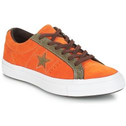 Scarpe donna Converse  ONE STAR OX  Marrone Converse 888755787366