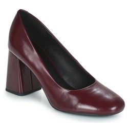 Scarpe donna Geox  D SEYLISE HIGH  Rosso Geox 8058279601505