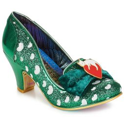 Scarpe donna Irregular Choice  DREAM LOVER  Verde Irregular Choice 5052224498724
