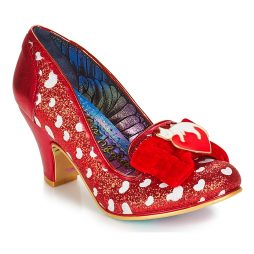 Scarpe donna Irregular Choice  Dream lover  Rosso Irregular Choice 5052224498793