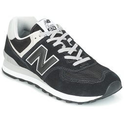 Scarpe donna New Balance  ML574  Nero New Balance 739655804144