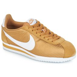 Scarpe donna Nike  CLASSIC CORTEZ NYLON W  Oro Nike 887232584498
