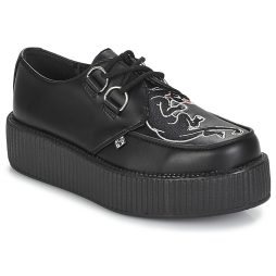 Scarpe donna TUK  LOW CREEPER  Nero TUK 840559193095
