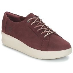 Scarpe donna Timberland  Berlin Park Oxford  Rosso Timberland 191932585526
