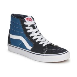 Scarpe donna Vans  SK8 HI  Blu Vans 0032546870946