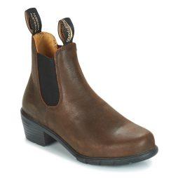 Stivaletti donna Blundstone  BLOCK HEEL BOOT  Marrone Blundstone 9315891492164