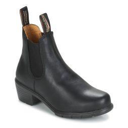 Stivaletti donna Blundstone  BLOCK HEEL BOOT  Nero Blundstone 9315891491945