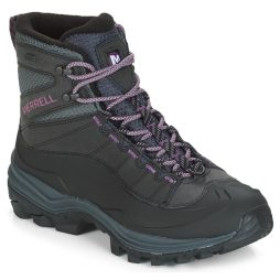 "Stivaletti donna Merrell  THERMO CHILL 6"" SHELL WP  Nero Merrell 884547553751"