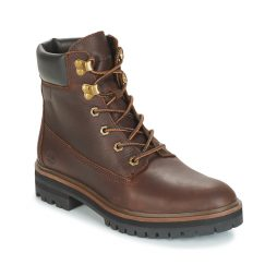 Stivaletti donna Timberland  London Square 6in Boot  Rosso Timberland 191928604545