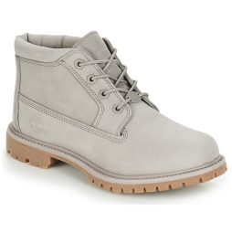 Stivaletti donna Timberland  Nellie Chukka Double WP Boot  Grigio Timberland 190285935422