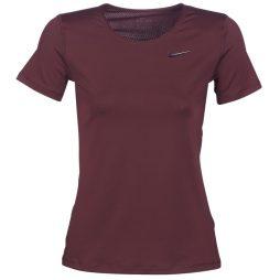 T-shirt donna Nike  PRO NIT-SH  Rosso Nike 885259763513