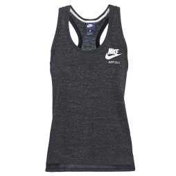 Top donna Nike  VINTAGE SPORTDÉBA  Nero Nike 887229177610