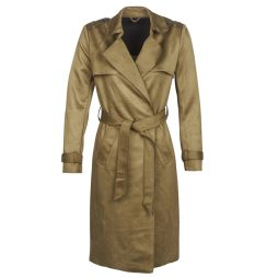 Trench donna Only  ONLRIBA  Verde Only 5713748966143