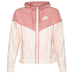 giacca a vento donna Nike  WINDRUNNER SPORTCOUP  Rosa Nike 887224803828
