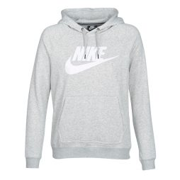 Felpa donna Nike  RALLY SPORT  Grigio Nike 887229254892