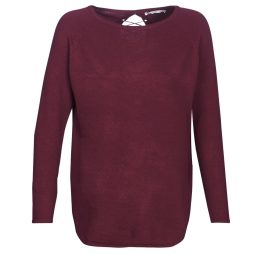 Maglione donna Only  ONLMATINA  Rosso Only 5713740323074