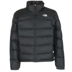 Piumino donna The North Face  NUPTSE  Nero The North Face 191932489596
