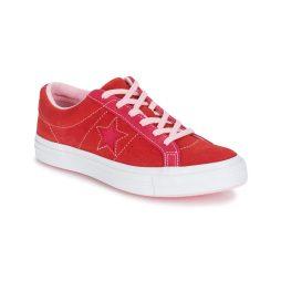 Scarpe donna Converse  ONE STAR OX  Rosso Converse 888755786420