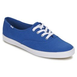 Scarpe donna Keds  CHAMPION SEASONAL SOLIDS  Blu Keds 044214389698