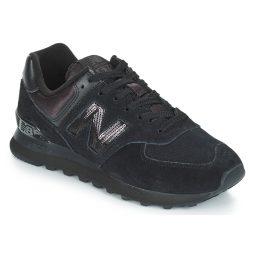 Scarpe donna New Balance  WL574  Nero New Balance 0191902730963