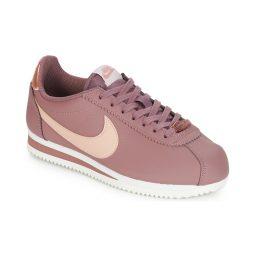 Scarpe donna Nike  CLASSIC CORTEZ LEATHER W  Rosa Nike 191887937166