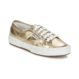 Scarpe donna Superga  2750 CLASSIC METAL  Oro Superga 8033889547610