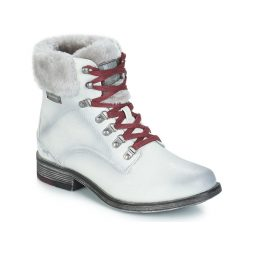 Stivaletti donna Mustang  NAHELE  Bianco Mustang 4060891134167