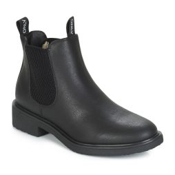 Stivaletti donna Only  DARIA ELASTIC PU BOOTIE  Nero Only