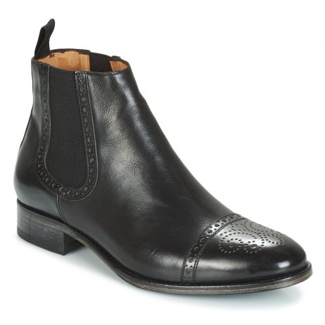 Stivaletti donna n.d.c.  NEW HERITAGE CHELSEA BOOT  Nero n.d.c. 0000000292948