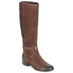 Stivali donna MICHAEL Michael Kors  HEATHER BOOT  Marrone MICHAEL Michael Kors 191936387553
