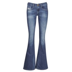 Jeans Bootcut donna Diesel  EBBEY  Blu Diesel