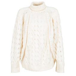 Maglione donna Betty London  J.COCOON TIME  Beige Betty London